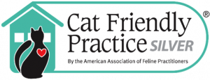 Cat Friendly Practice Silver badge